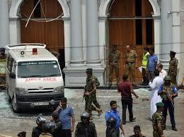 WNI Selamat Dalam Ledakan Bom Saat Paskah Di Sri Langka