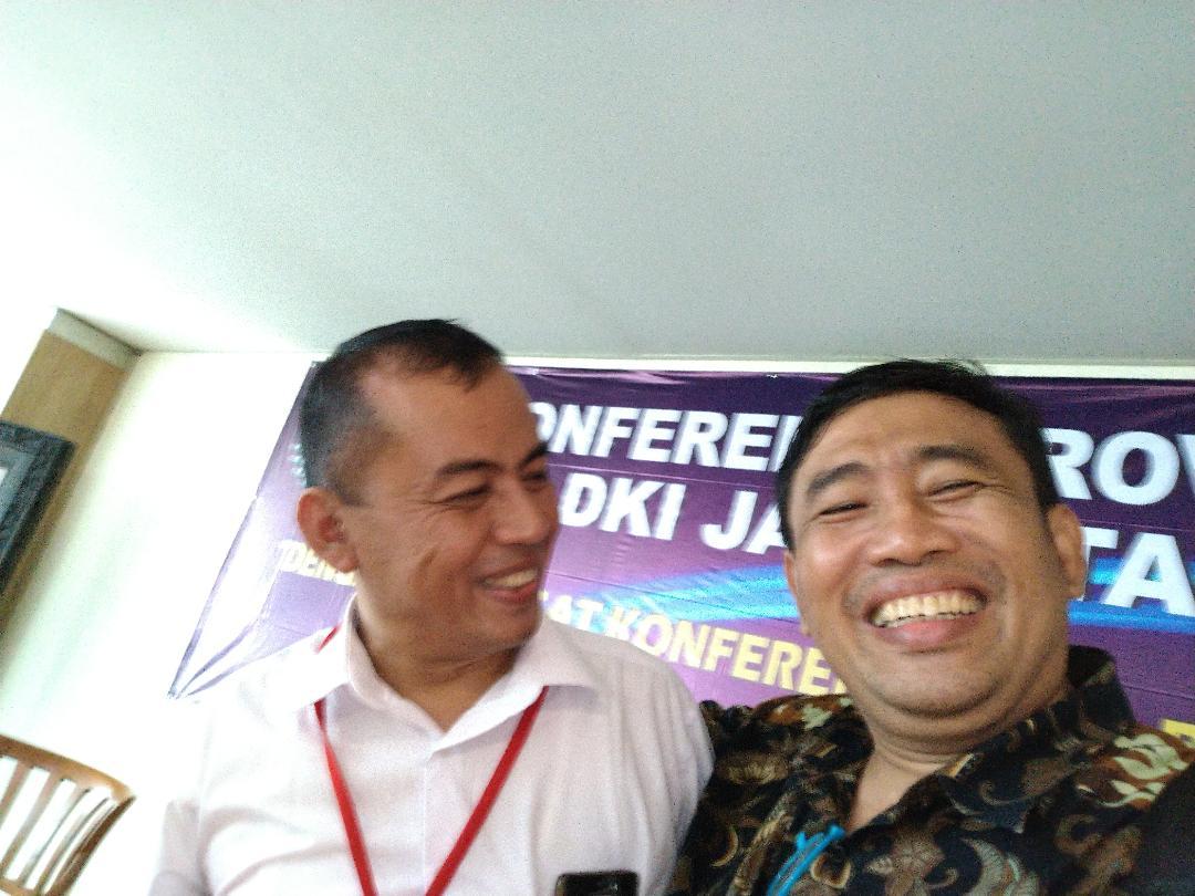Terpilih Aklamasi, Ketua PWI Jaya dan Dewan Kehormatan PWI Jaya, periode 2019-2024