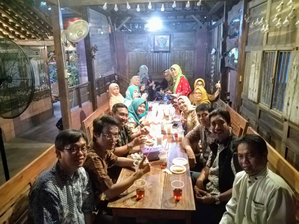 Pembentukan Panitia Halal Bi Halal SMA Negeri 29 Jakarta