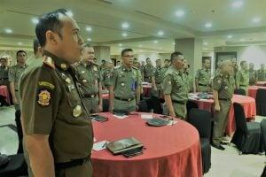 """H. Arief Mulya Edie (Direktur Satpol PP): """"Satpol PP Dalam Kerja Sama yang Solid Untuk Penanganan Karhutla."""""""