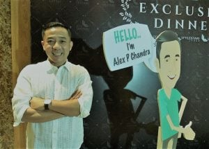 Exclusive Dinner Pengusaha dan Rekanan BPR Lestari Grup