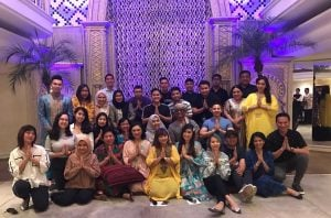 Hotel Gran Mahakam Undang Jurnalis Silaturahmi & Bagi-Bagi Doorprize
