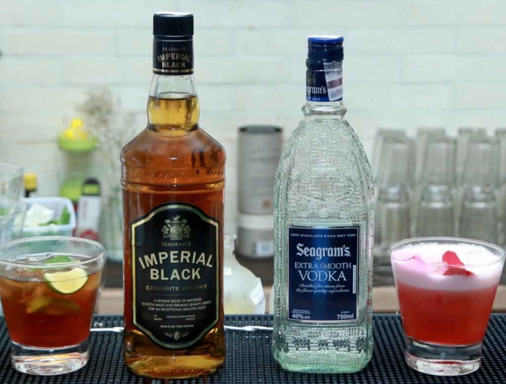 """Seagram Luncurkan Scotch Malts Berkualitas Premium Harga Terjangkau: """"Bikin Seru Party Kita."""""""