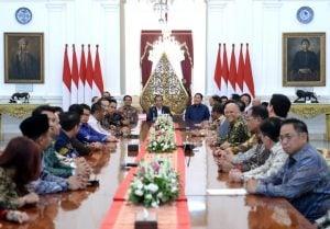 """Presiden Jokowi: """"Perang Dagang Munculkan Peluang Baru bagi Indonesia."""""""