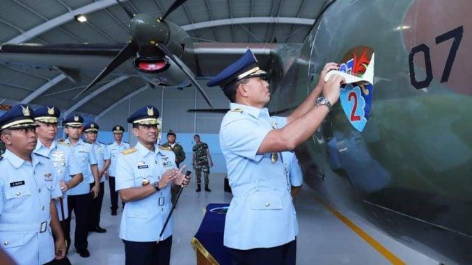TNI Angkatan Udara (TNI AU) Perkuat Kekuatannya Untuk Wilayah Timur Indonesia