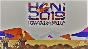 Presiden Tak Hadiri Seremonial Hari Anti Narkoba Internasional (HANI 2019)