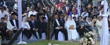 Kehadiran Megawati di Pemakaman Ibu Ani Yudhoyono, Terasa Istimewa.