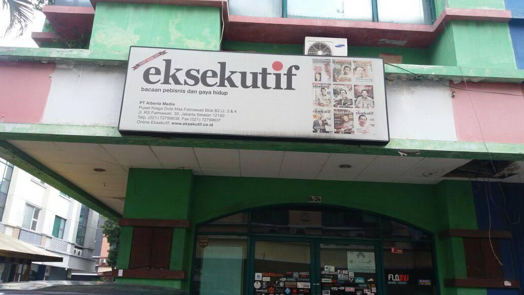 Eksekutif Club, Klien & Nara Sumber Majalah Eksekutif Yang Terbit Sejak 1979