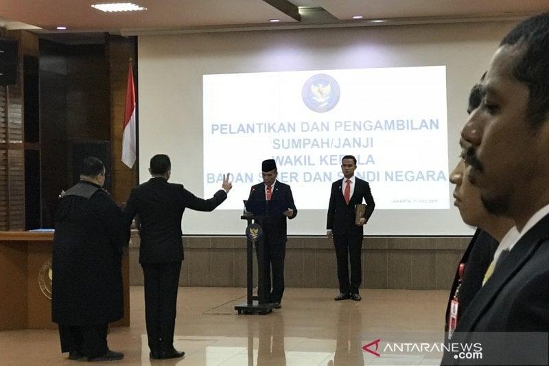 "Irjen Pol Dharma Pongrekun (Wakil BSSN): ""Kami Menyiapkan Matra Kelima Di Bangsa Ini."""
