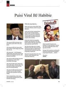 Viral, Puisi H. Agus Santoso , Mantan Wakil Kepala PPATK