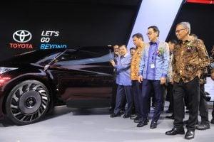 GIIAS 2019 Batal Diresmikan Jokowi. Ada Apa?