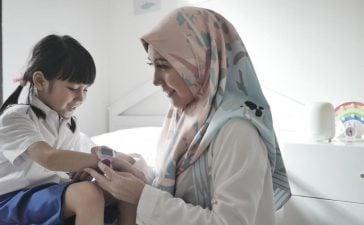 Komunikasi Yang Tepat Membuat Anak Tumbuh Dengan Pribadi Positif (+)