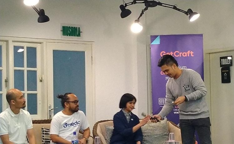 """GetCraft: """"Perluas Bisnis Media, Lewat Varian Produk Lain"""""""
