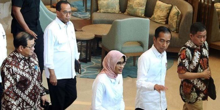 Presiden Singgung Kasus 2002, Saat Sang Dirut Juga Kena Kasus Korupsi. Kenapa Tanpa Menteri BUMN?