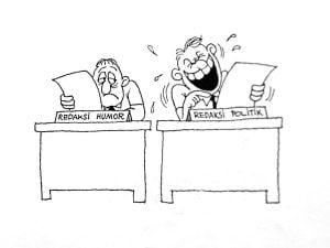 Sedang Diusulkan Lembaga Penelitian/Pengembangan Humor.