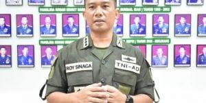 """Kolonel Inf Roy Hansen J Sinaga SSos (Dandim 0201/BS): """"Kami Hanya Potongan Kertas...."""""""