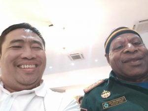 """Paus Kogoya (Ketua Adat Lapago): """"Kami Dipermainkan. Dijanjikan, Tapi Tak Pernah Bertemu Presiden Jokowi."""""""