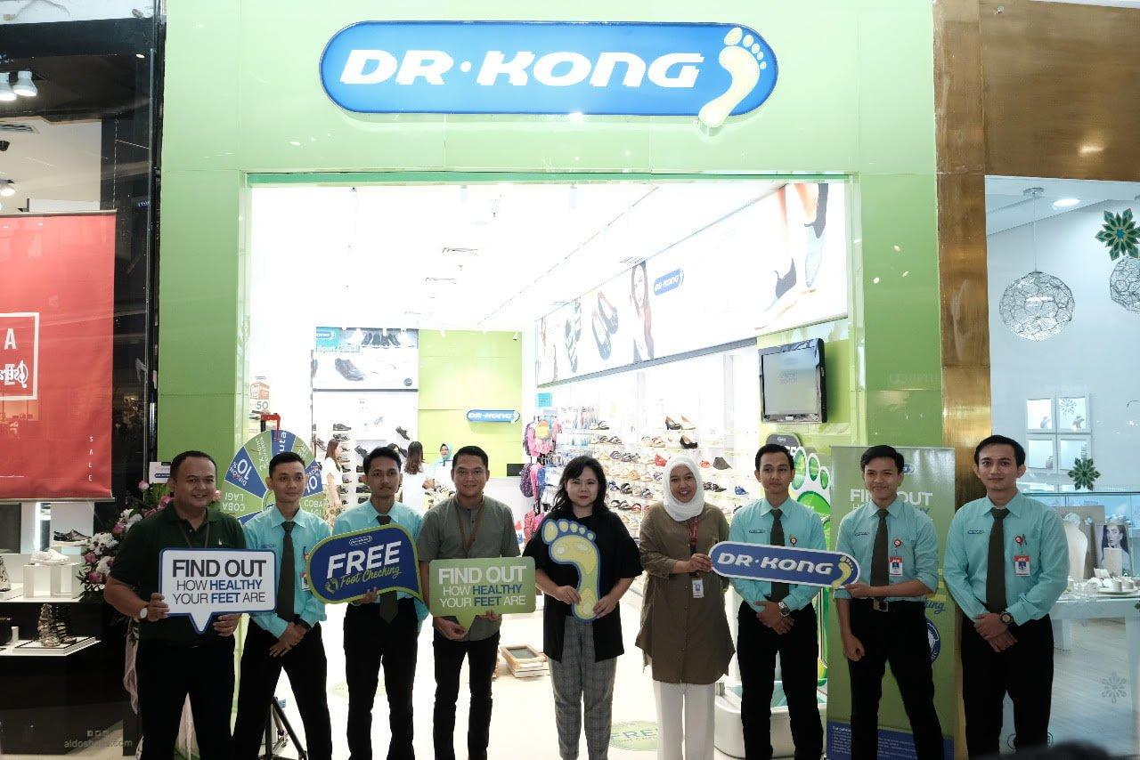 DR. Kong Buka Toko Indepent Pertama Di Jakarta