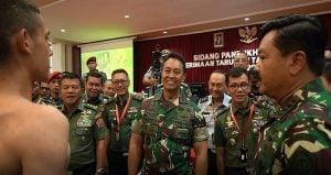 Jangan sampai TNI Dirugikan & Enzo Juga Dirugikan. Badan Intelijen Strategis Dalami Kasus Viral ini.