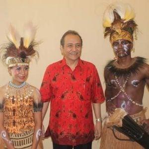 Membangun Papua Dengan Semangat Baru