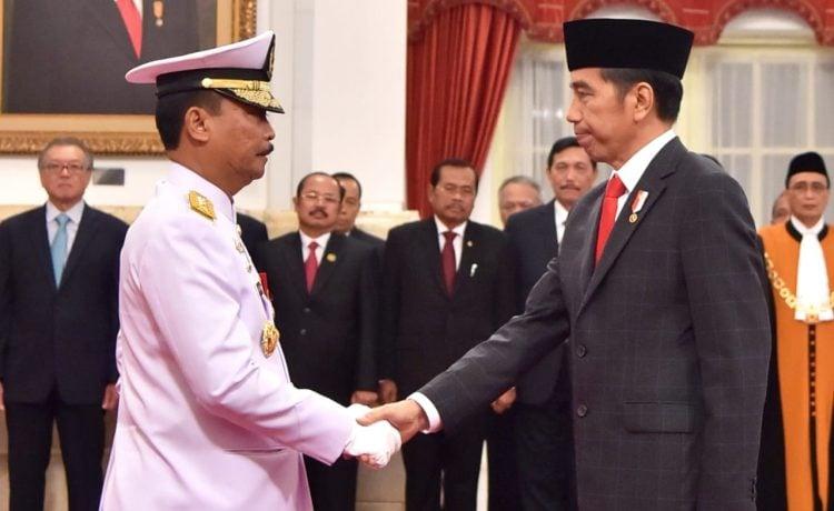Presiden Jokowi Langsung Telepon KSAL, Ada Apa?