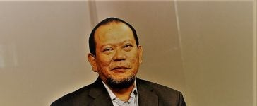 La Nyalla M Matalitti terpilih sebagai Ketua DPD RI Periode 2019-2024