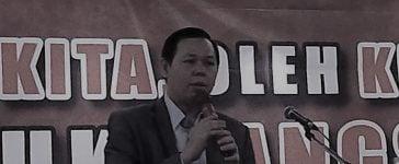 "Rahman (Pengamat DPD):  ""Sultan Najamudin Tokoh Muda Yang Pas Menjadi Ketua DPD-RI"""