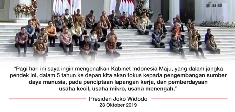 """Relawan Jokowi Terpecah: """"Ada Yang Siap Kawal Kabinet, Ada Yang Bubarkan Diri."""""""