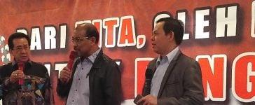 "Nono Sampono: ""Anggota DPD Muda, Punya Selera Sendiri Dalam Memilih Pimpinan DPD-RI."""
