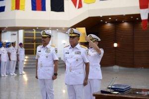 Pergantian Jajaran Pimpinan Dalam Organisasi TNI Angkatan Laut