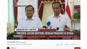 """Asosiasi Media Digital Indonesia: """"Porsi Menteri Kalangan Profesional 55 persen, Sedangkan Parpol 45 Persen""""."""