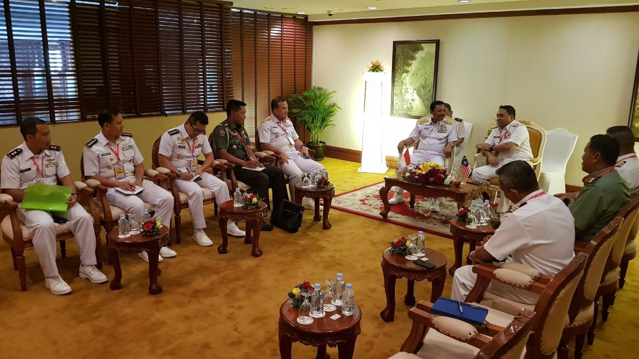 """KASAL: """"Kami Terus Memperkuat Hubungan Antara TNI AL dan Royal Cambodian Navy."""""""