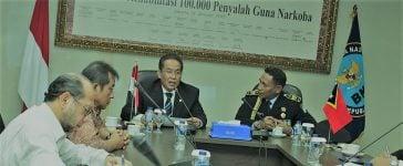 Tanggapan Atas Dasar Hasil RDP Komisi III Dengan BNN.