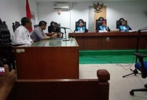 Hakim PTUN Putuskan Kasus, Kepala BPOM Penny Lukito VS Sapari