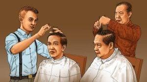 Refleksi: Tukang Cukur & Tuhan