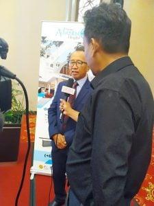 Peresmian Kantor PerwakilanPenang Adventist Hospital (PAH) di Indonesia