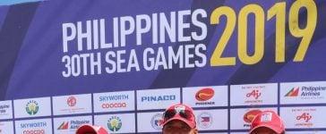 Prajurit TNI AL Persembahkan 4 Emas, 2 Perak & 1 Perunggu Di Sea Games Manila