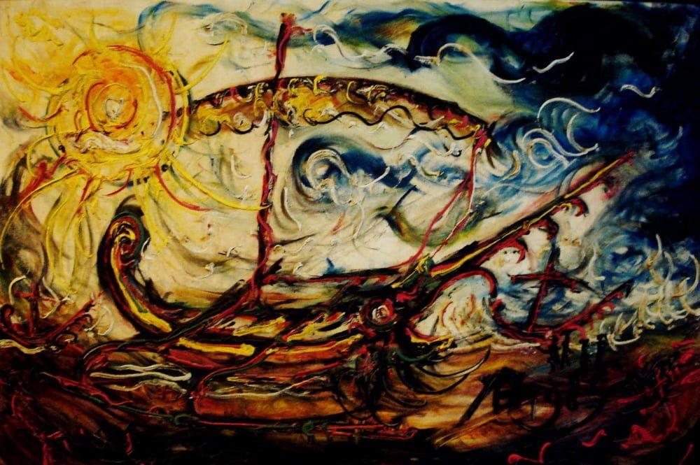Praktik Culas Pemalsu Lukisan Para Maestro