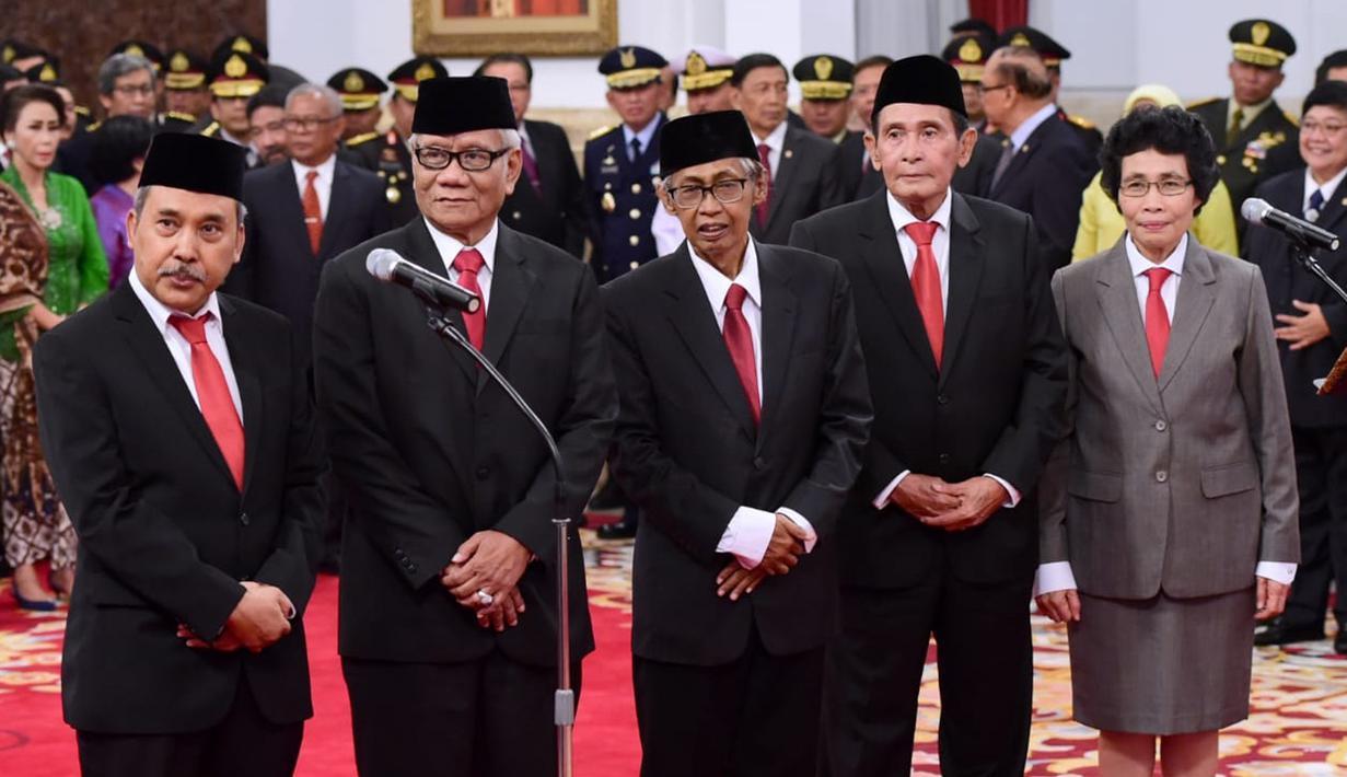 Episentrum Korupsi
