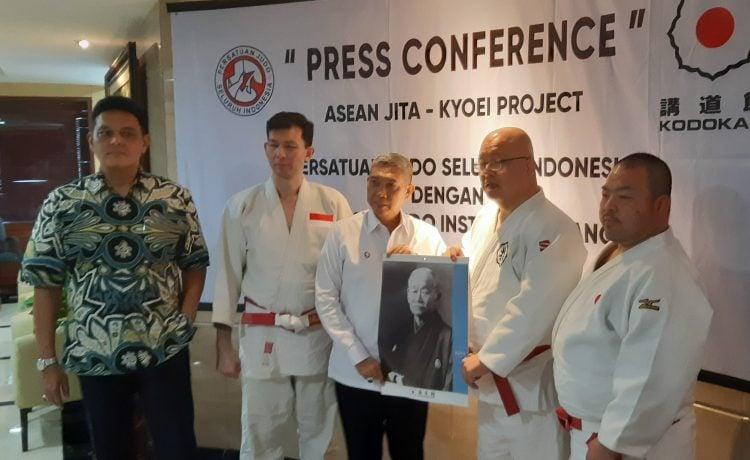 Kembalikan Supremasi Indonesia, PJSI Datangkan Pelatih Judo dari Jepang