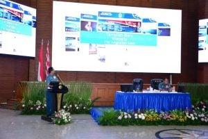 Launching Tampilan Terbaru Website TNI Angkatan Laut