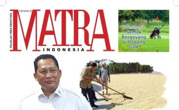 Majalah MATRA dan Eksekutif Terus Komit di Print (Cetak)