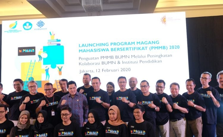 "Program Magang Bersertifikat Ciptakan ""Link and Match"" Industri - PT"