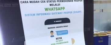 Mengurus Pasport Lewat Whatsapps, Bukan Mimpi