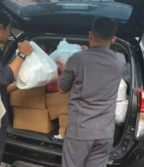 Jakarta Dikepung Banjir, Perum BULOG Sigap Berikan Bantuan