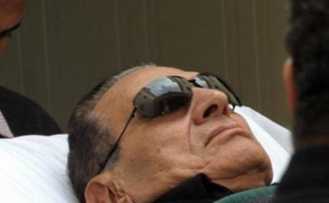 Eks Diktator Mesir Husni Mubarak Mangkat