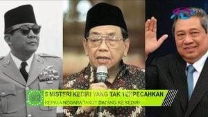 Presiden Jokowi Tak Datang Ke Kediri Karena Mitos Wingit, Akan Dilengserkan Jika Ke Sana
