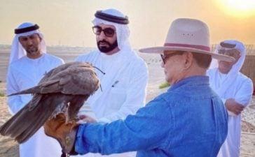 Prabowo Subianto, Kunjungan Kerja Ke Abu Dhabi Menjajaki Alutsista?