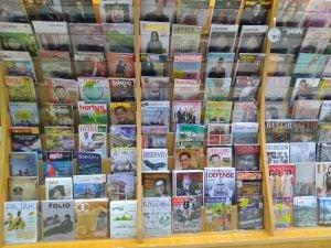 Sensasi Baca Buku atau Majalah Cetak, Sukar Dilukiskan Kata-Kata