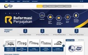 DJP Menghentikan Pelayanan Pajak Sementara Hingga 15 April 2020